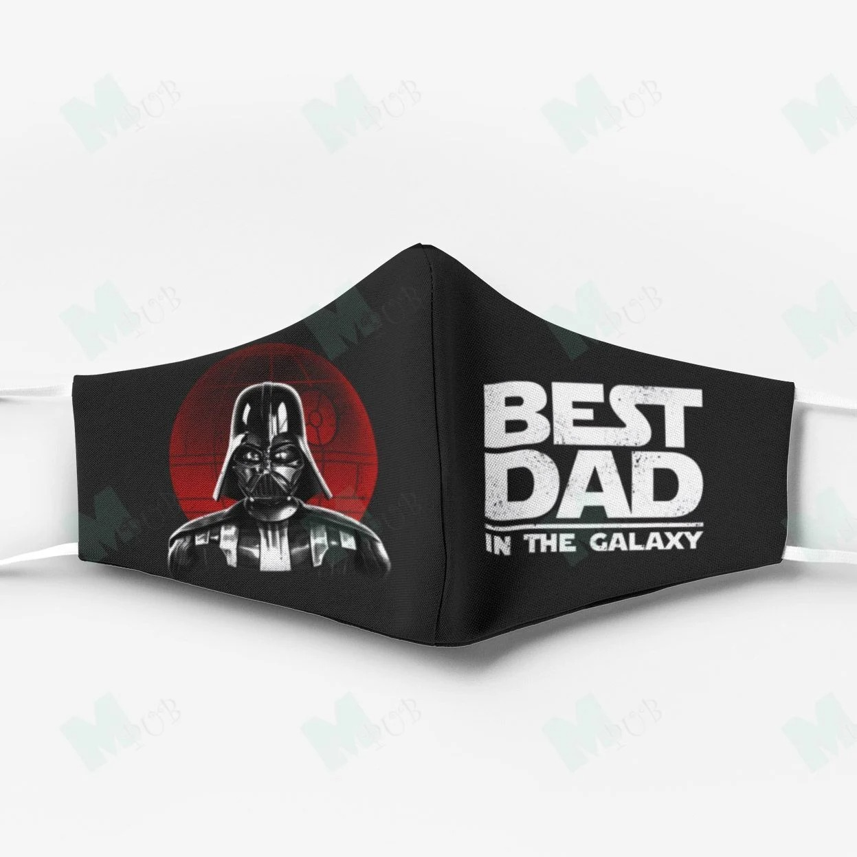 Darth Vader Best Dad in the galaxy face mask