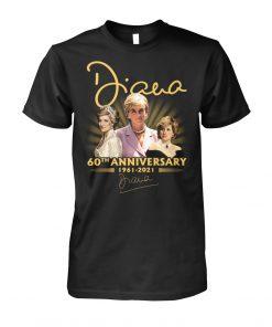 Diana 60th Anniversary 1961-2021 shirt