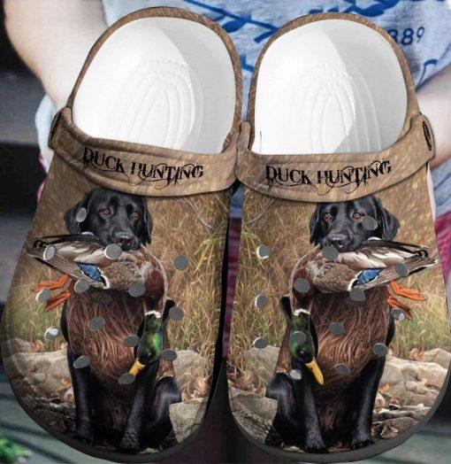 Duck hunting Crocs Crocband Clog