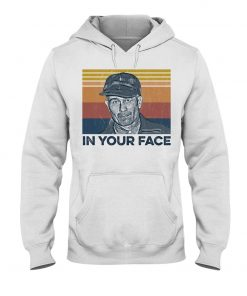 Ed Gein In Your Face Hoodie