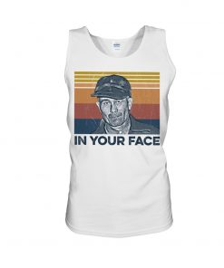 Ed Gein In Your Face Tank top