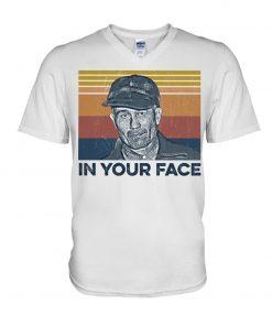 Ed Gein In Your Face V-neck