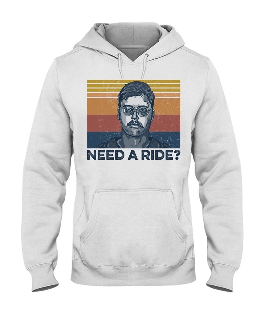 Edmund Kemper Need A Ride Hoodie