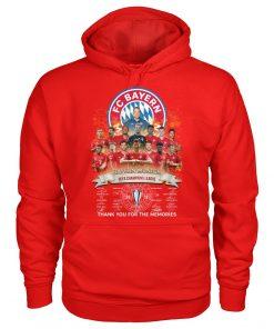 FC Bayern Munich UEFA Champions League Hoodie