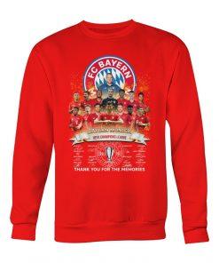 FC Bayern Munich UEFA Champions League Sweatshirt