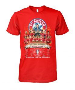 FC Bayern Munich UEFA Champions League T-shirt