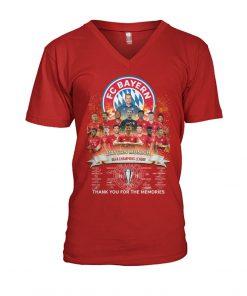 FC Bayern Munich UEFA Champions League V-neck