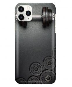 Fitness Dumbbell phone case3