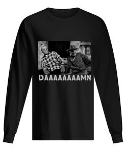 Freddy Krueger - Jason Voorhees Daaaamn Long sleeve