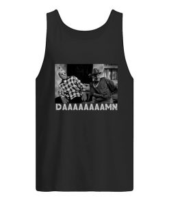 Freddy Krueger - Jason Voorhees Daaaamn Tank top