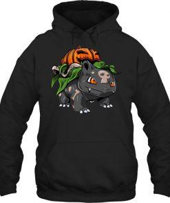 Fushigidane Bulbasaur Pumpkin Halloween Hoodie