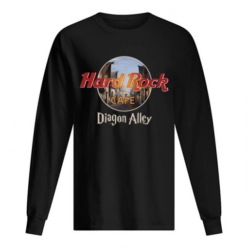 Hard Rock Cafe Diagon Alley Long sleeve