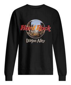 Hard Rock Cafe Diagon Alley Sweatshirt