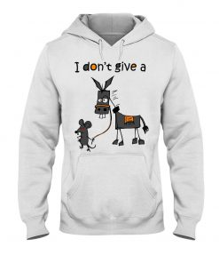 I don't give a rat's ass Hoodie