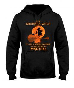 I'm the grandma witch It's like a normal grandma but more magical hoodie