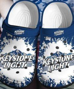 Keystone Light Crocs Crocband Clog