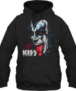 Kiss signatures hoodie