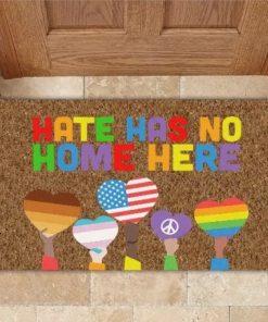 LGBT Hate Has No Home Here Doormat1