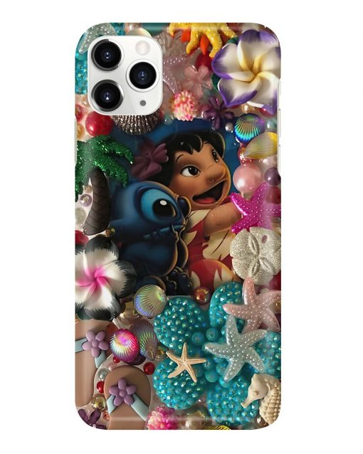 Lilo & Stitch phone case1