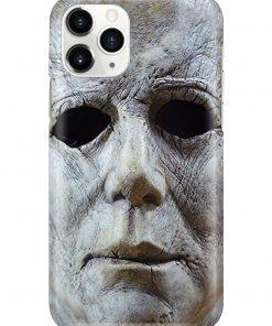 Michael Myers face phone case 11