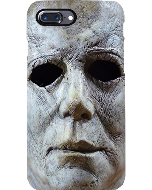 Michael Myers face phone case 7