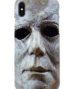 Michael Myers face phone case x