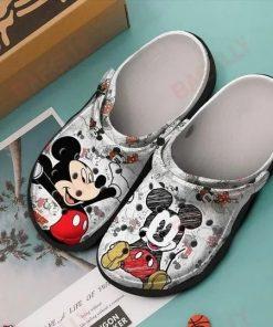 Mickey Mouse Crocs Crocband Clog 1
