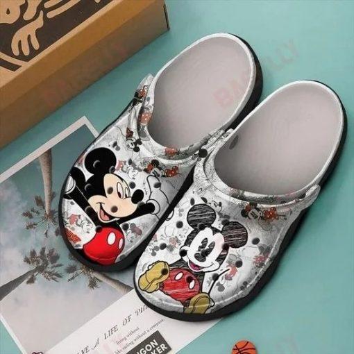 Mickey Mouse Crocs Crocband Clog