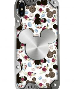 Mickey Mouse pattern phone case x