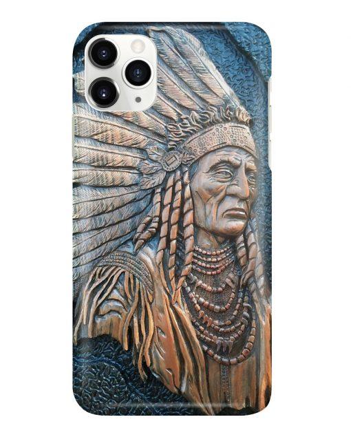 Native American ceramics 3D phone case 11