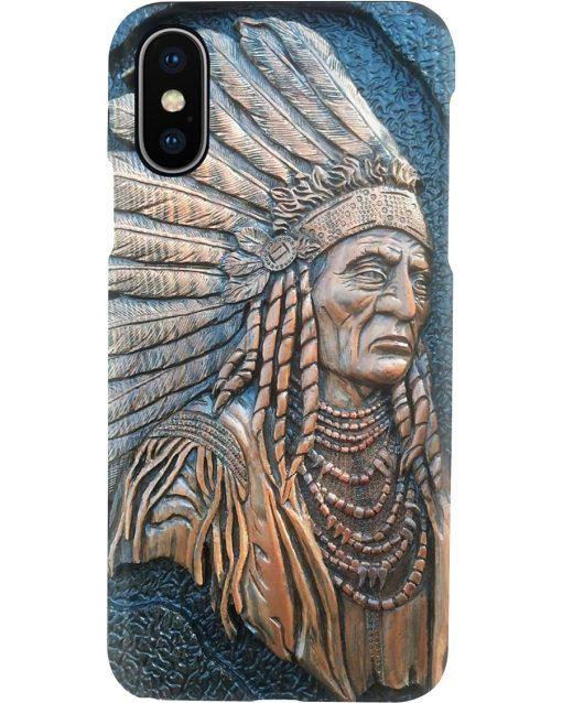 Native American ceramics 3D phone case x