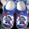 Pabst Blue Ribbon Crocs Crocband Clog