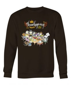 Peanuts Snoopy Thanksgiving Sweatshirt