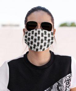 RBG Ruth Bader Ginsburg pattern face mask3