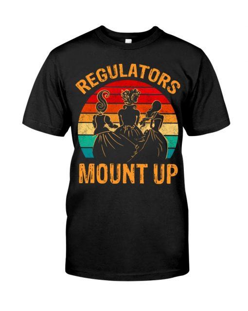 Regulators Mount Up shirt