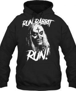 Run Rabbit Run Rob Zombie Hoodie
