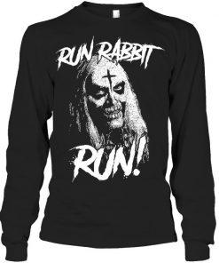 Run Rabbit Run Rob Zombie Long sleeve