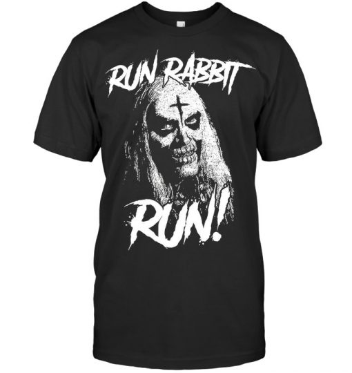 Run Rabbit Run Rob Zombie T-shirt