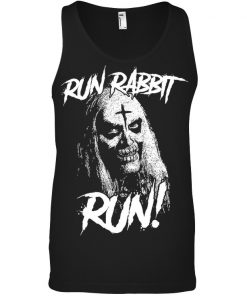 Run Rabbit Run Rob Zombie tank top