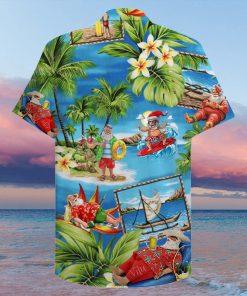 Santa Claus Hawaiian Shirt 1