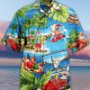 Santa Claus Hawaiian Shirt