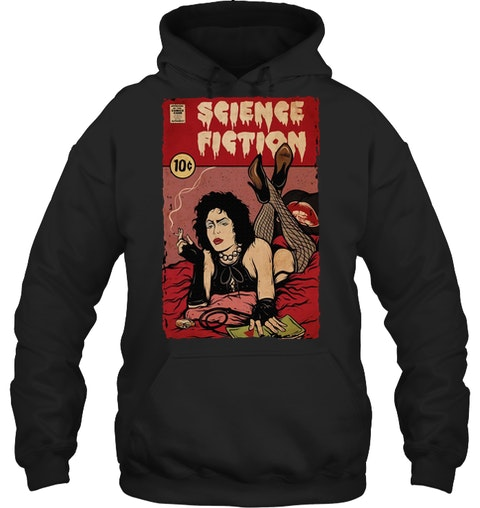Science Fiction The Rocky Horror Picture Show hoodie