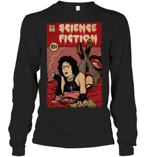 Science Fiction The Rocky Horror Picture Show long sleeve