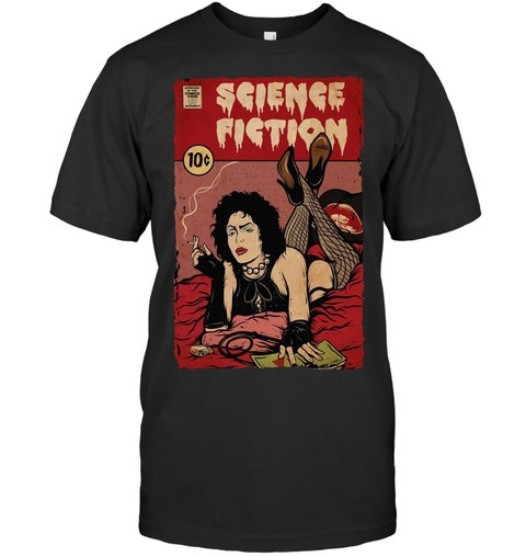 Science Fiction The Rocky Horror Picture Show shirt