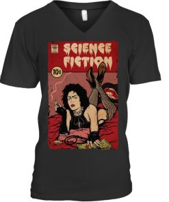 Science Fiction The Rocky Horror Picture Show v-neck
