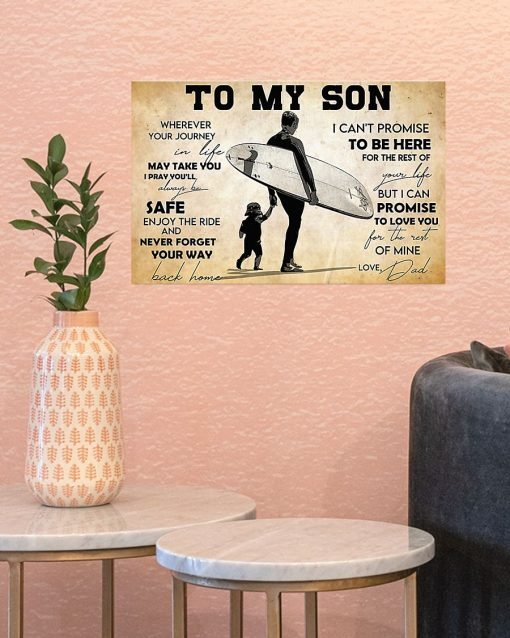 Surfing To my son wherever your journey in life may take you I pray you'll always be safe poster2