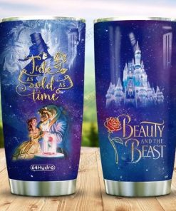 Tale as old as time - Beauty and the Beast tumbler