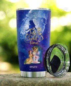 Tale as old as time - Beauty and the Beast tumbler1