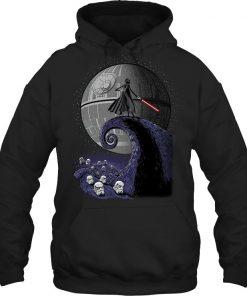 The Nightmare Before Christmas Star Wars Darth Vader Hoodie