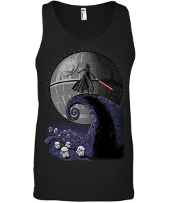 The Nightmare Before Christmas Star Wars Darth Vader Tank top